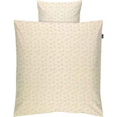 Bettwäsche »Bettwäsche Organic Cotton Starfant, 80 x 80 + 35 x«, Alvi®
