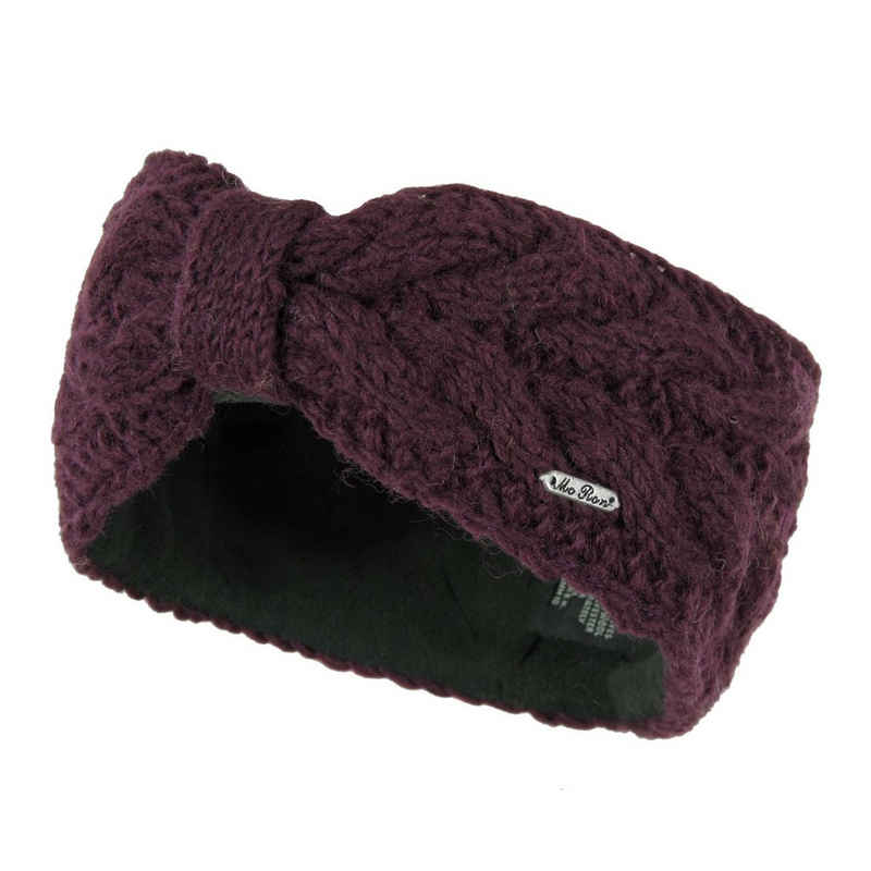 McRon Stirnband »Modell Isla« mit Fleece gefüttert