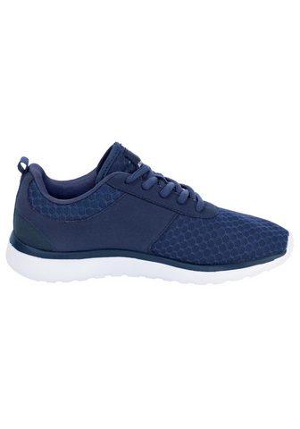 Sneaker su flexibler Laufsohle