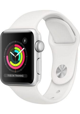 Apple Series 3 GPS Aluminiumgehäuse su Sport...