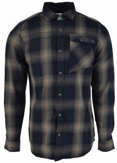 CHASIN' Langarmhemd »BLEAK Langarm-Shirt«