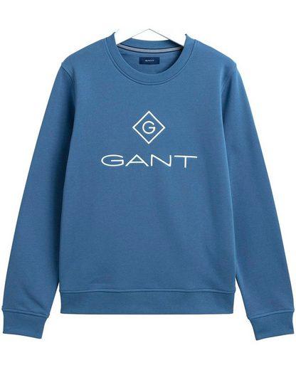 Gant Sweatshirt »Sweatshirt Lock Up C-Neck«