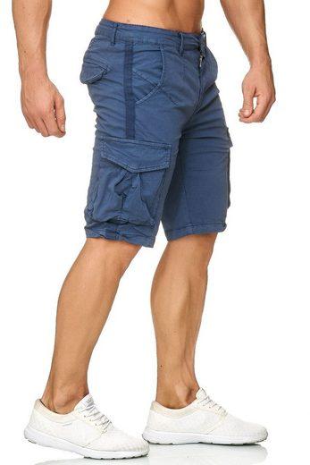 Max Men Cargoshorts »2703« Herren Cargo Shorts TATUM