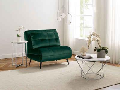 Leonique Daybett »Alise«, mit Schlaffunktion, in tollen Farben und Qualitäten erhältlich, Schlafsessel, Relaxliege