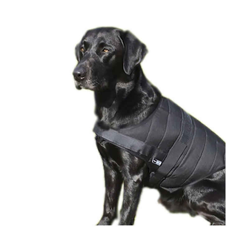E.COOLINE Hundeweste »PowerDog SX3 Kühlweste für Hunde - aktiv kühlende Weste - 4 Größen - Farbe Schwarz«