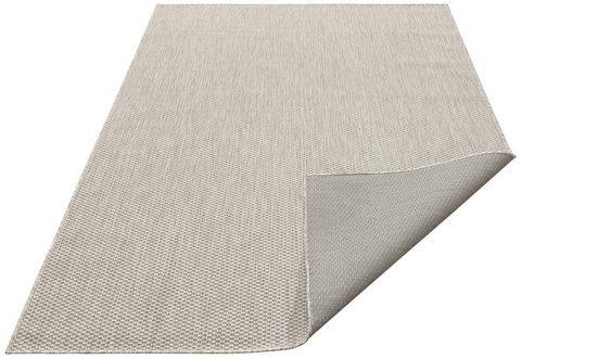 Teppich »Rhodos«, my home, rechteckig, Höhe 3 mm, In- und Outdoor geeignet, Sisaloptik