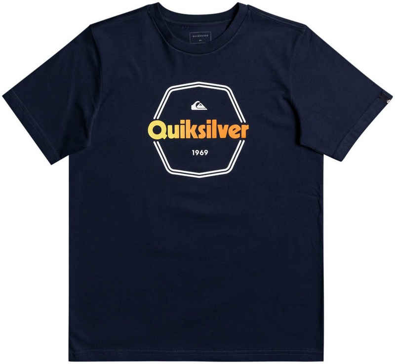Quiksilver T-Shirt »HARDWIRED« (2-tlg)