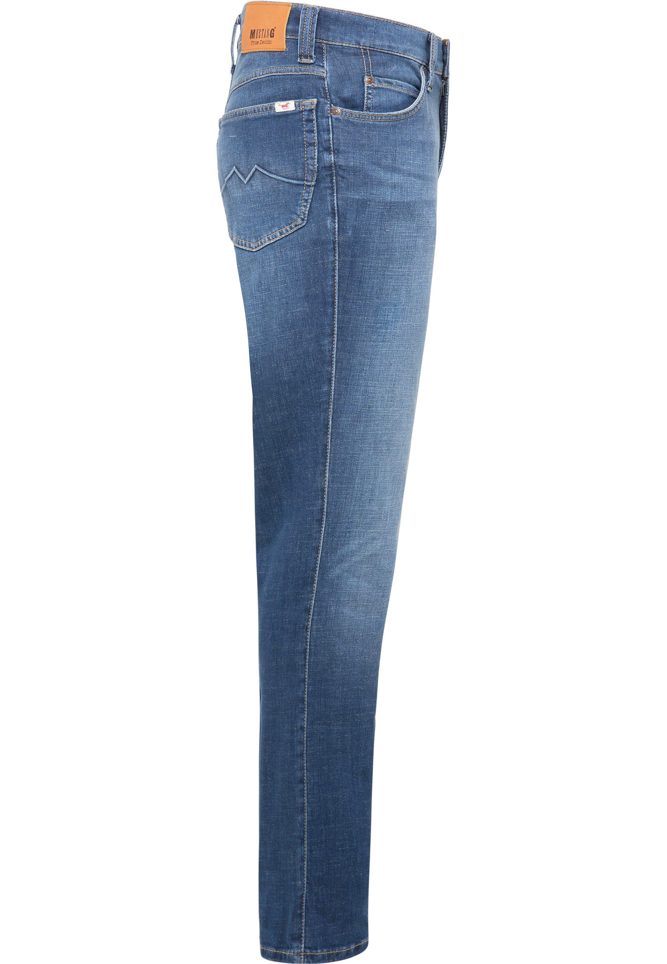 MUSTANG Jeans Hose Tramper, 5-Pocket-Style