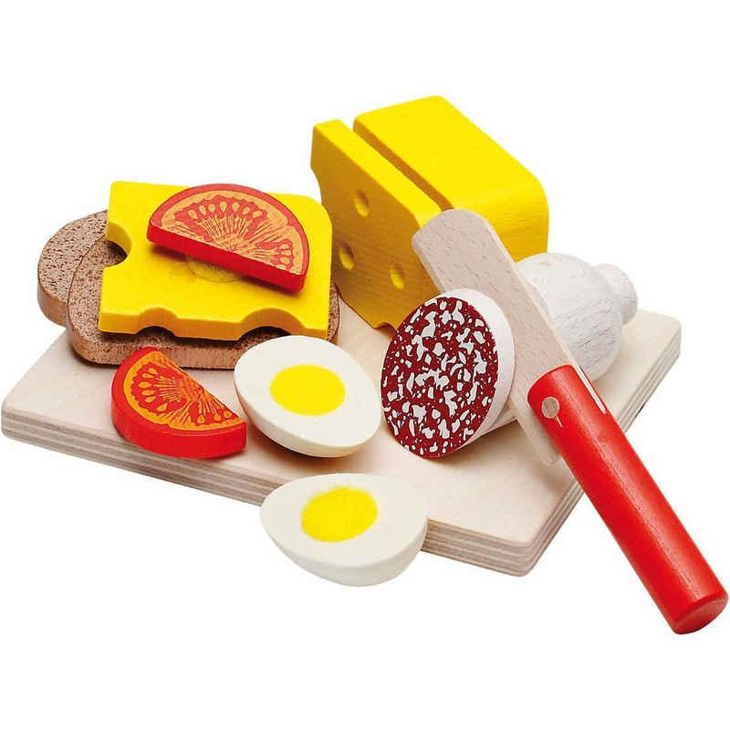 Erzi® Spiellebensmittel »Spiellebensmittel Schneidset Belegte Brote«
