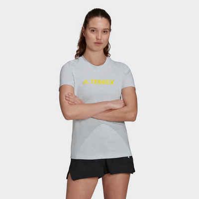 adidas TERREX T-Shirt »TERREX Classic Logo T-Shirt«