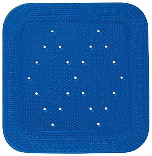 Kleine Wolke Duscheinlage Calypso kobaltblau, 55x55cm