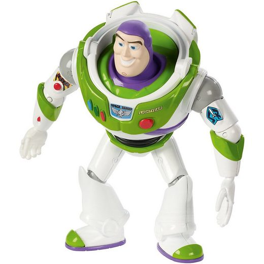 Mattel® Actionfigur »Toy Story 4 Basis Figur Buzz Lightyear«