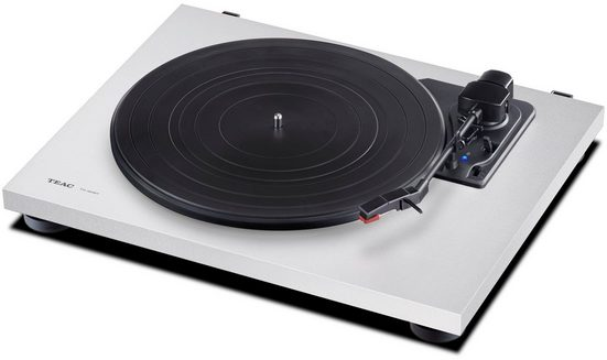 TEAC »TN-180BT« Plattenspieler (Riemenantrieb, Bluetooth, 33/45/78 U/min, integrierter Phono-Vorverstärker, High-Density MDF-Gehäuse, Auto-Return und manueller Tonarm-Heber)
