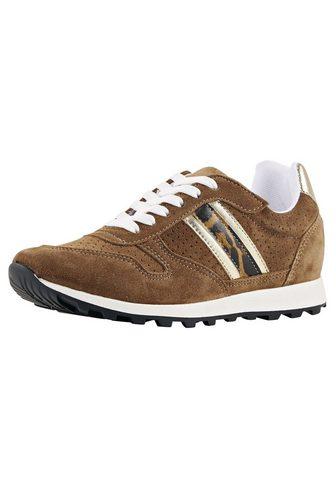 Sneaker im Animal-Look