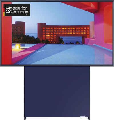 "Samsung GQ43LS05TAU ""The Sero"" QLED-Fernseher (108 cm/43 Zoll, 4K Ultra HD, Smart-TV, 360° Drehbarer Bildschirm)"