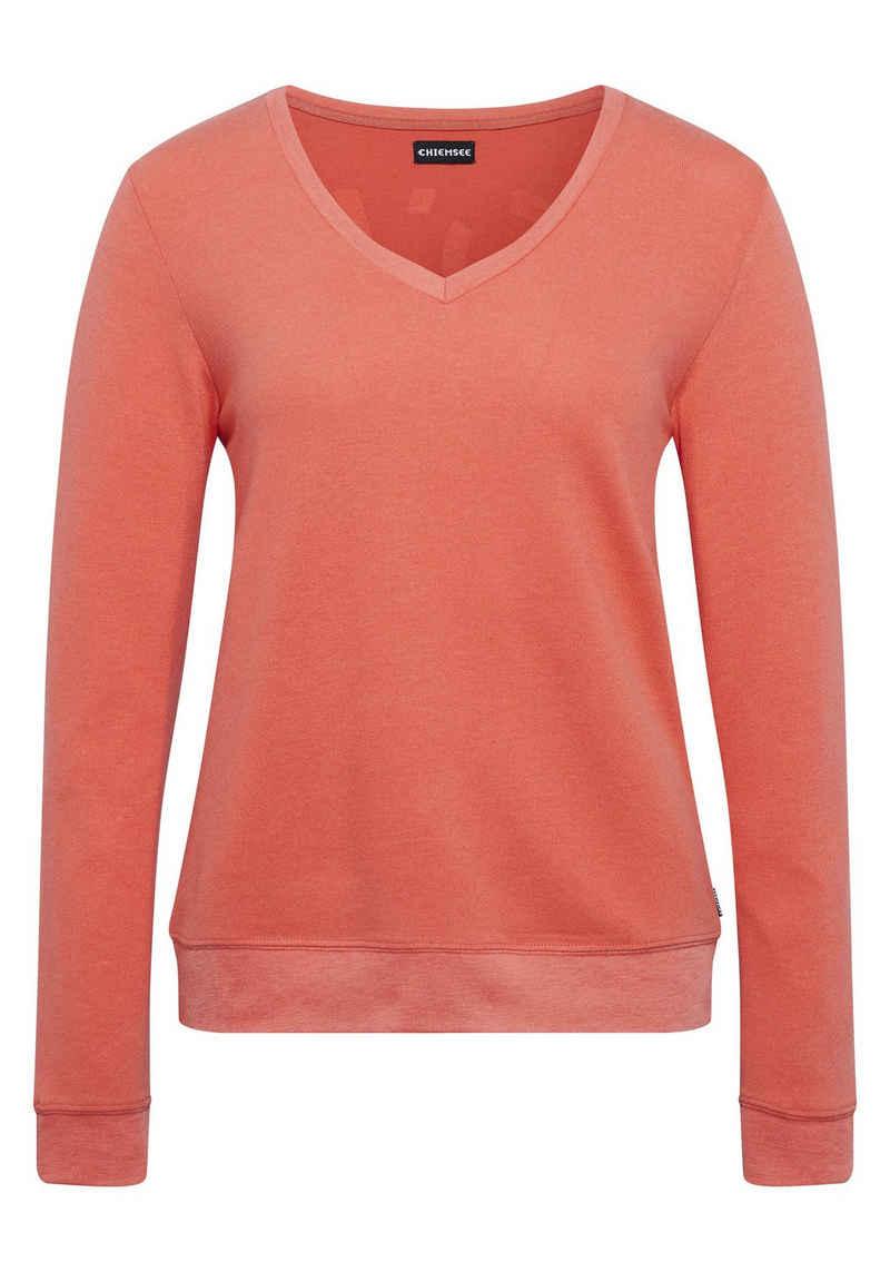 Chiemsee T-Shirt »mit LOVE Rückenprint« (1-tlg)
