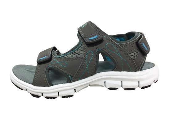 Kamik »kamik Damen Sandale PLAYA2 HK2660-CHA grau« Sandale