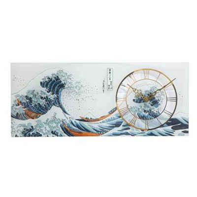 Goebel Wanduhr »Artis Orbis Katsushika Hokusai Die Welle 67000301«