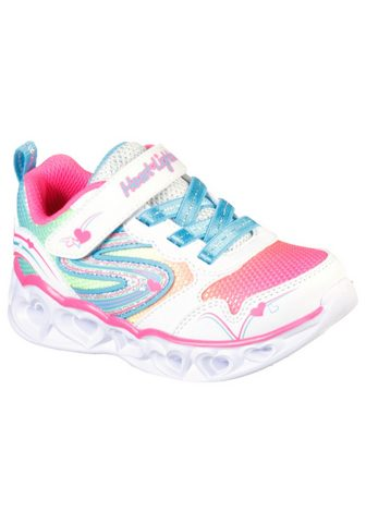 Skechers Kids »HEART LIGHTS« Sneaker su blinkender L...