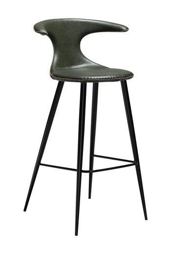 ebuy24 Barhocker »2er Set Danform Flair Barhocker vintage grün, PU K«