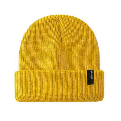 Brixton Beanie »Heist - mustard«