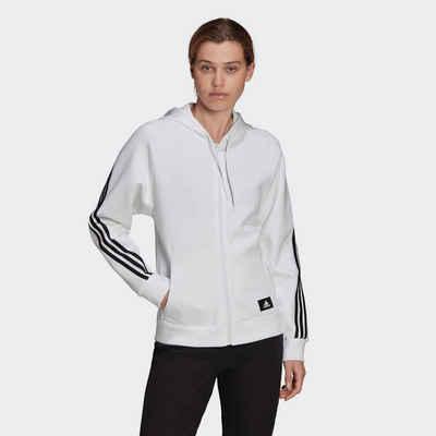 adidas Performance Sweatjacke »adidas Sportswear Future Icons 3-Streifen Kapuzenjacke«