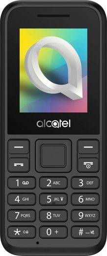 Alcatel 1066D Handy (4,57 cm/1,8 Zoll, 0,004 GB Speicherplatz)