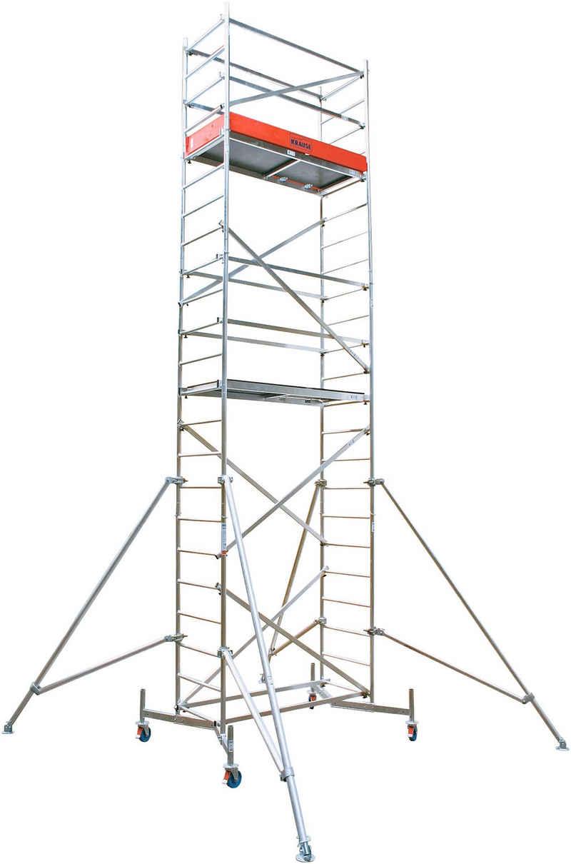 KRAUSE Fahrgerüst »ClimTec«, Arbeitshöhe: 7 m