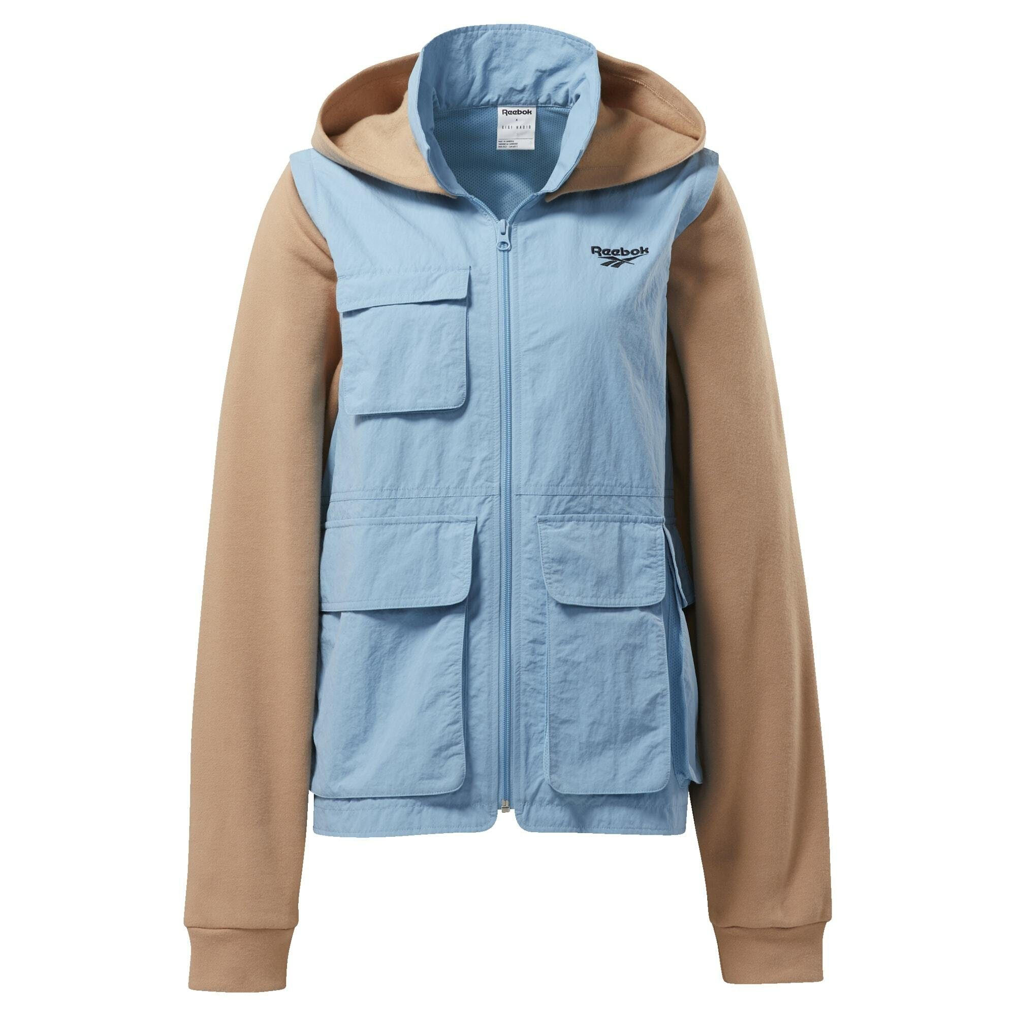 Gigi Hadid Convertible Jacket