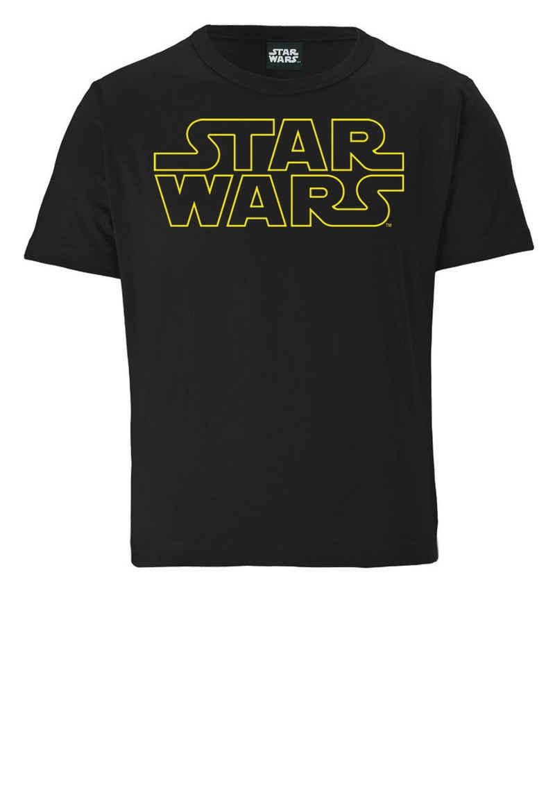 LOGOSHIRT T-Shirt »Star Wars« mit lizenziertem Design