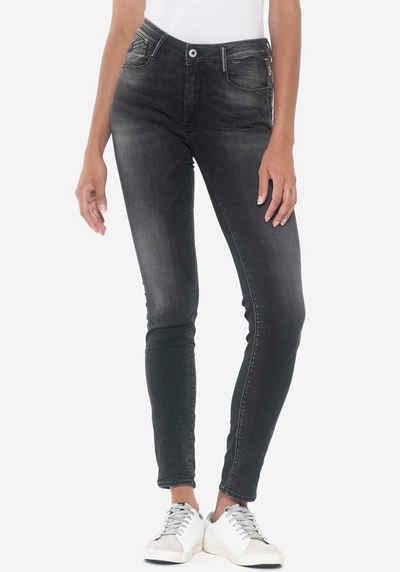 Le Temps Des Cerises Skinny-fit-Jeans »PULPHIGC ACYA« perfekter Sitz durch Elasthan-Anteil