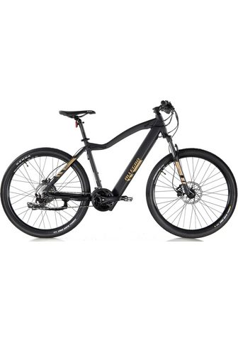 ALLEGRO E-Bike »Invisible Dialm Black« 30 Gang...