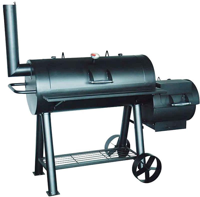 Tepro Smoker »Milwaukee«, BxTxH: 171x78,5x151 cm