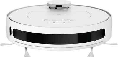 Rowenta Nass-Trocken-Saugroboter RR7687 X-Plorer Serie 75; Sehr genaue Navigation, 150m², Allergie-Kit und Animal Care, 4 in 1 Reinigung, Smartphone & Voice-Assistant kompatibel