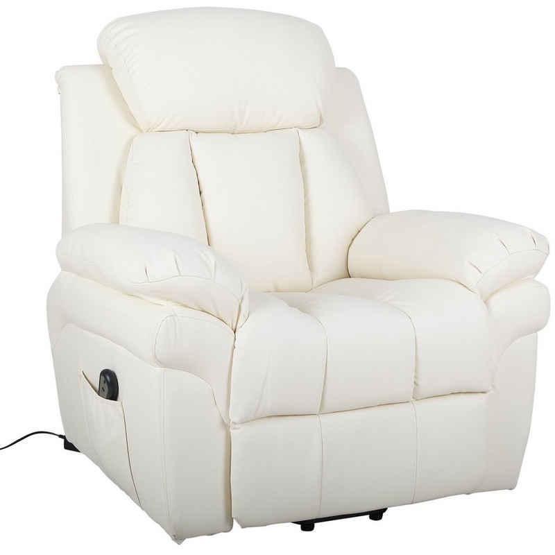 HOMCOM TV-Sessel »Elektrischer Fernsehsessel mit Aufstehhilfe«