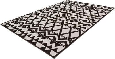 Teppich »Lissy 955«, calo-deluxe, rechteckig, Höhe 10 mm, Kurzflor, Wohnzimmer
