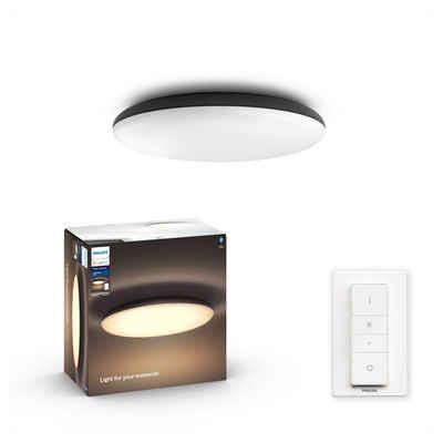 Philips Hue LED Deckenleuchte »Bluetooth White Ambiance Deckenleuchte Cher in«, Deckenlampe, Deckenbeleuchtung, Deckenlicht