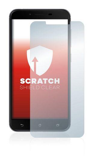 upscreen Schutzfolie »für Asus ZenFone 3 Max ZC553KL«, Folie Schutzfolie klar anti-scratch