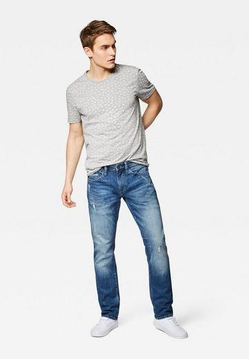 Mavi Tapered-fit-Jeans »MARCUS« gerde Form