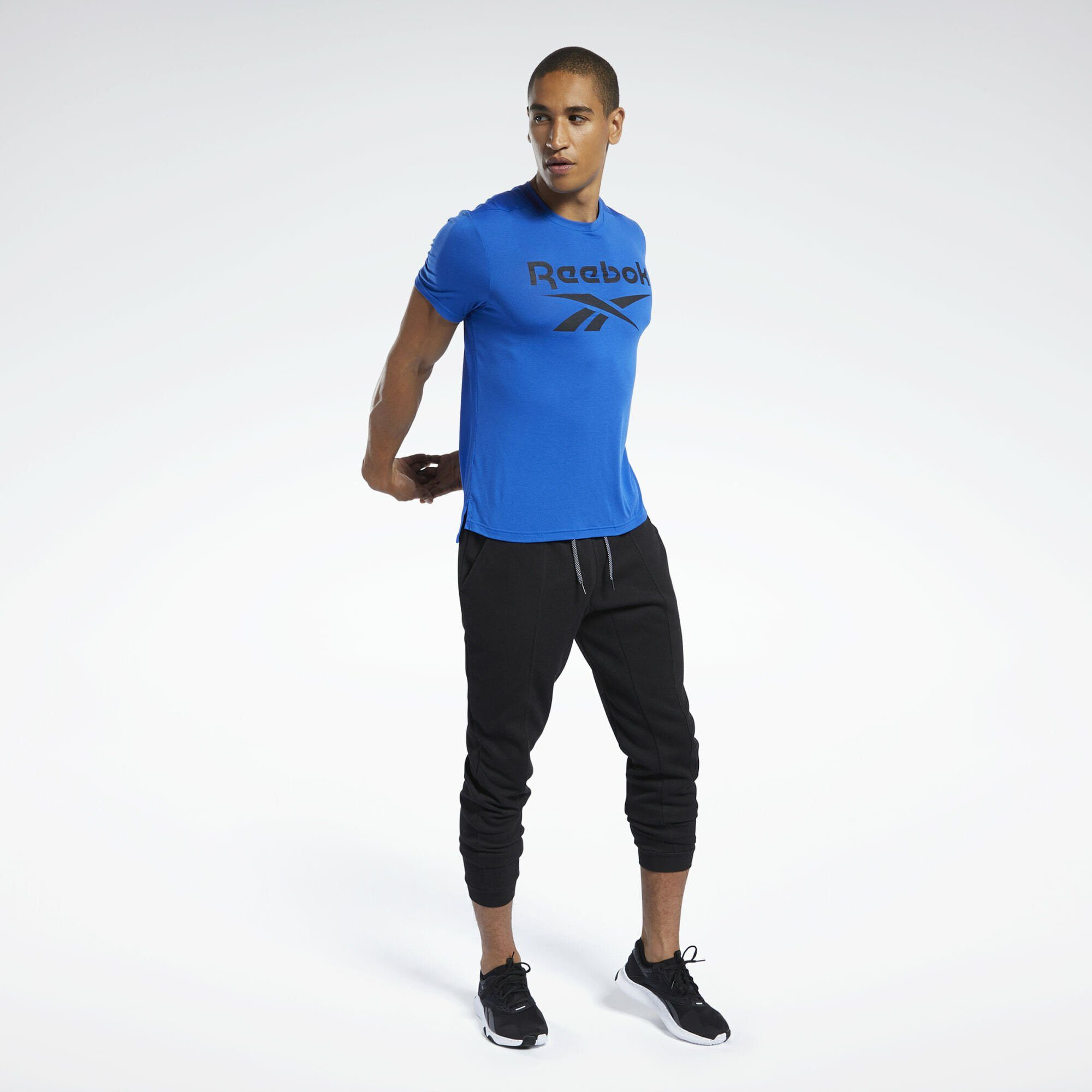 Reebok T-Shirt Workout Ready Supremium Graphic T-Shirt