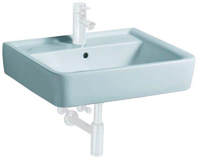 Waschtische - GEBERIT Waschbecken »Renova Nr. 1«, eckig, 60 cm  - Onlineshop OTTO