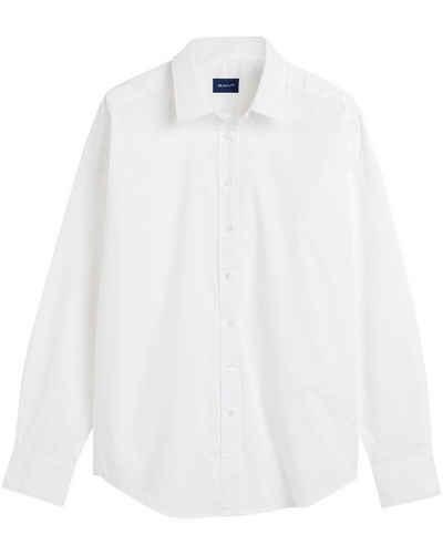 Gant Hemdbluse »Oversize Langarm-Bluse Tech Prep™«