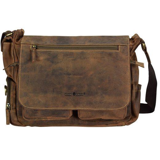 Greenburry Messenger Bag »Vintage«, Leder