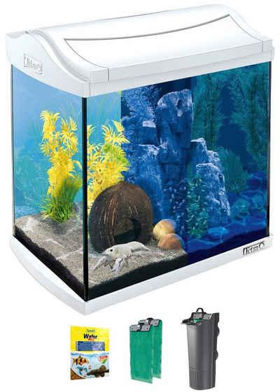 Tetra Aquarium »AquaArt LED Discovery Line«, BxTxH: 39,5x28x43 cm, 30 l