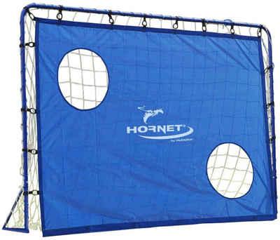 Hudora Fußballtor »Hornet Kick It«, BxLxH: 76x213x152 cm, mit Torwand