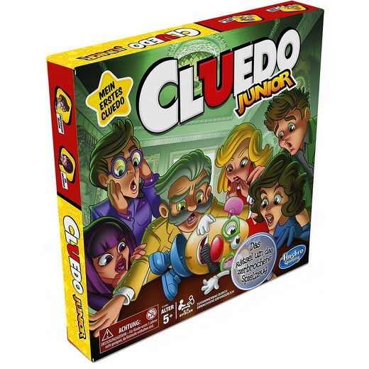 Hasbro Spiel, »Cluedo Junior«