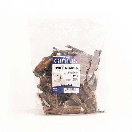 Canius Hundesnack »Trockenpansen«, 500g, 1 kg oder 5 kg