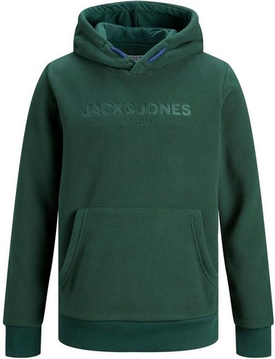 Jack & Jones Junior Fleeceshirt »JORNEUBY SWEAT HOOD JR«