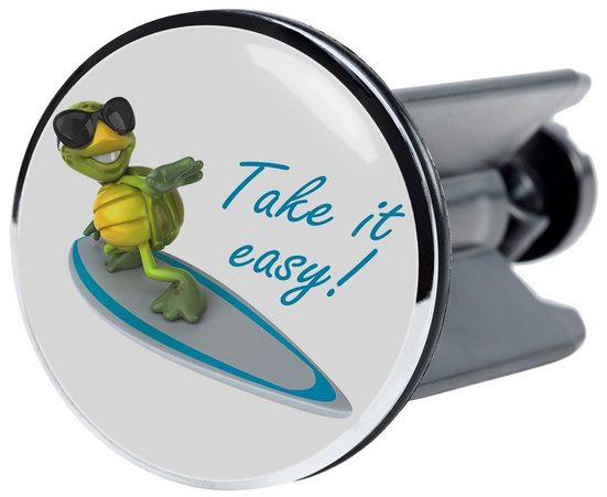 Sanilo Waschbeckenstöpsel »Take it easy«, Ø 4 cm