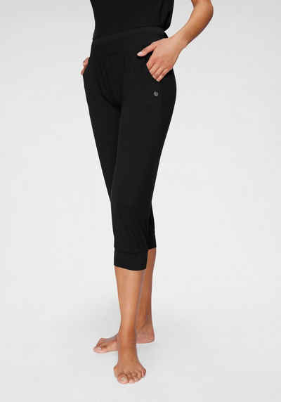 Ocean Sportswear Yogahose »Soulwear - 3/4-Yoga & Relax Hose« mit Bündchen am Beinabschluss